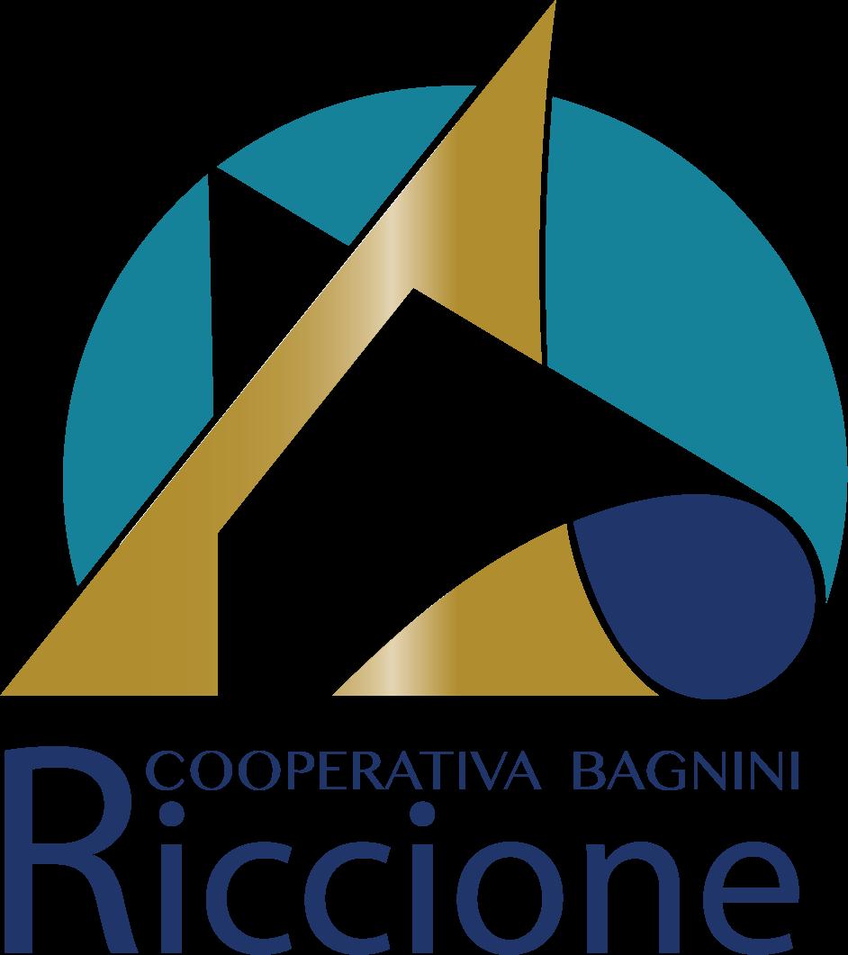 logo cooperativa bagnini riccione